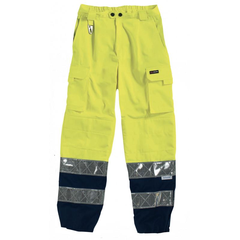 """Pantaloni """"Protezione Civile"""" RED 4 LIFE"""